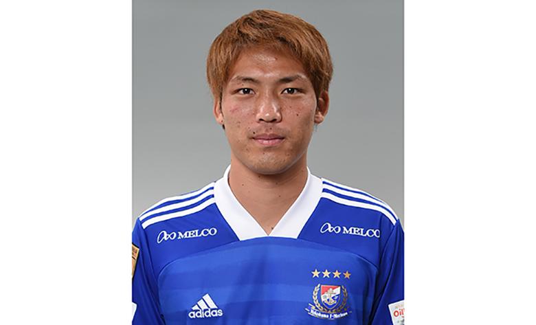 山本義道選手