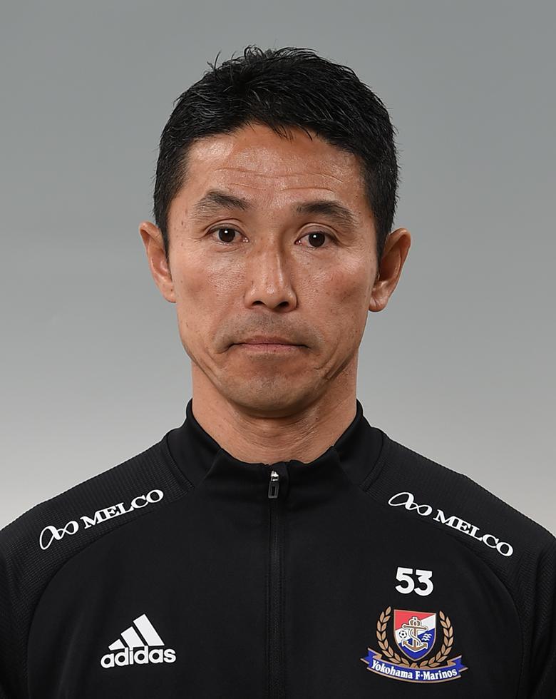 松橋力蔵トップチームコーチ