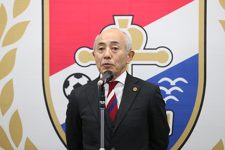 黒澤 良二代表取締役社長