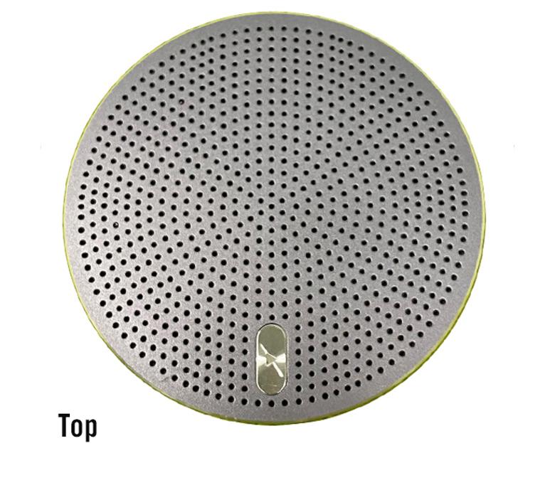 アルミニウム製 Bluetoothワイヤレススピーカー