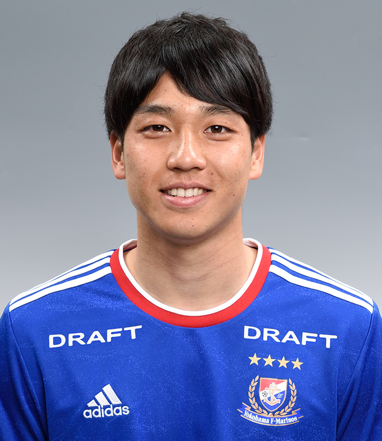 角田 涼太朗選手