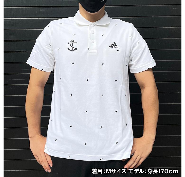 MH AOPポロシャツ<アンカー>