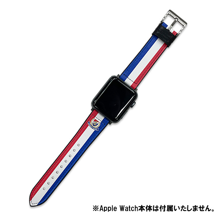 Apple Watch PUレザーバンド