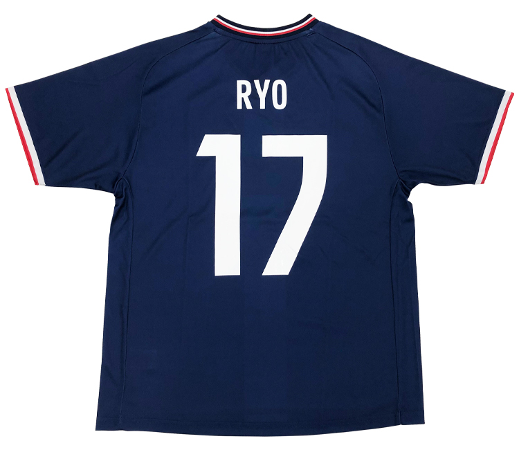 プレーヤーズTシャツ No.17