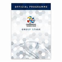 AFCチャンピオンズリーグ2020 グループステージ オフィシャルプログラム